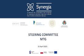 Read more about the article Spotkanie Komitetu Sterującego   – przygotowania do rekrutacji do II edycji projektu SYNERGIA
